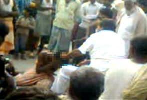 Nitish orders arrest of party leader caught in brutal attack