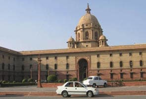 Rashtrapati Bhawan, now a certified 'green' building