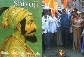 James Laine Shivaji Book