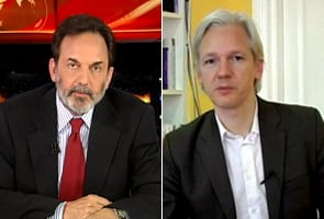 Wikileaks chief to NDTV: Info on ISI-terror link authentic