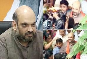 Modi minister Amit Shah surfaces, arrested for murder in Sohrabuddin case