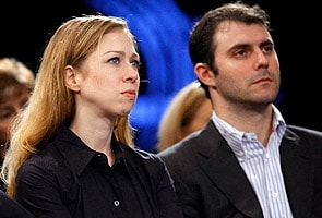 Clinton wedding is leaving some feeling left out