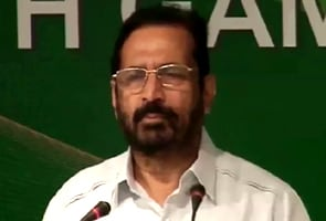 Kalmadi denies corruption charges, takes on Indian High Commission in London