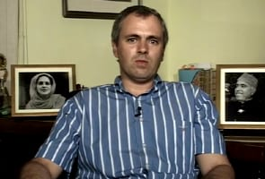 Full transcript of NDTV's interview with Omar Abdullah