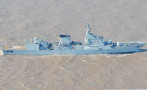 Pakistan to buy bigger warships from China
