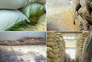Instead of allowing grains to rot, distribute it to poor: SC to Centre