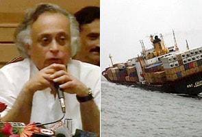 India has never seen such an oil spill: Jairam Ramesh