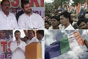 India's Avatar? Rahul Gandhi arrives for tribal rally in Orissa