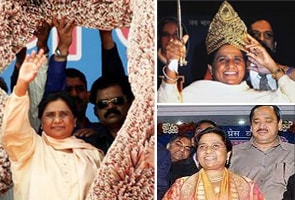 Mayawati can be prosecuted in corruption case: CBI