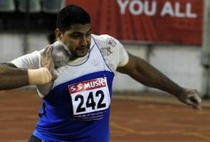 Promising shot putter Om Prakash aims CWG gold