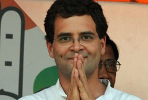 Karnataka: Rahul Gandhi supports Congress padyatra