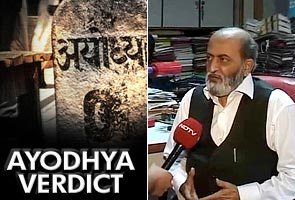 Ayodhya verdict: Sunni Waqf Board to appeal in Supreme Court