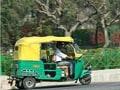 Partial auto rickshaw strike in Delhi