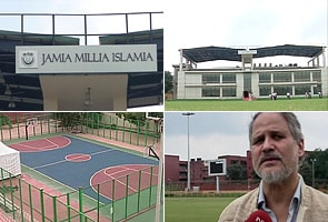 CWG Venues: Jamia gets it right!