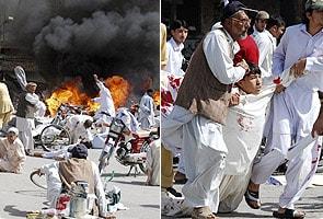 Quetta: Death toll rises to 65 in Taliban suicide attack