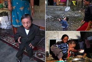 Nepal teen shortest man