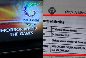 The horror behind the Games