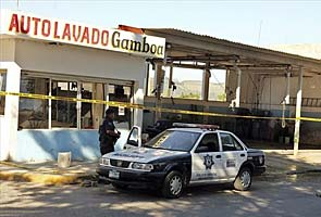 15 people killed in Mexican car wash massacre