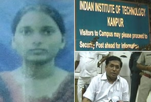Madhuri's death: 8th suicide at IIT Kanpur in 5 years