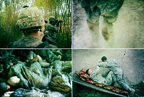 Life on the Front Lines in Afghanistan
