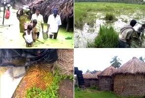 Cyclone threat in Andhra Pradesh