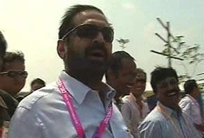 Suresh Kalmadi sacked from senior Congress post