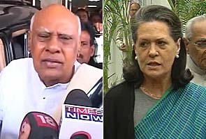 Sonia Gandhi to pick new Andhra Chief Minister