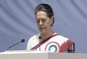 Sonia Gandhi's power bill:  Rs 7 lakh for 3 years