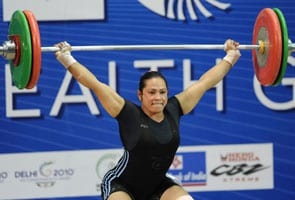 Monika, Mali flop show in Asian Games weightlifting