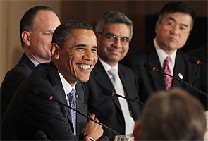Obama gets 50,000 jobs; deals worth $10 billion signed