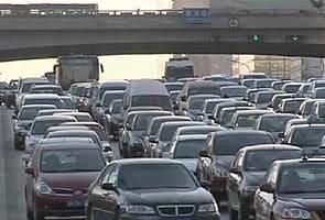 Beijing fights nightmare traffic