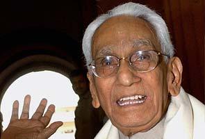Who was K Karunakaran?
