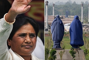 Two more Mayawati parks for 150 crores