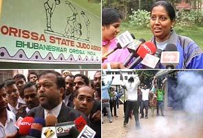 Gangster Raja Acharya shot Buddhia's coach, Biranchi Das