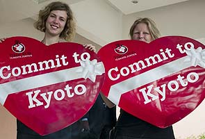 Japan refuses to continue with Kyoto Protocol