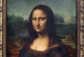 Real-life Da Vinci code in Mona Lisa's eyes 'uncovered' Da Vinci Paintings Hidden Messages