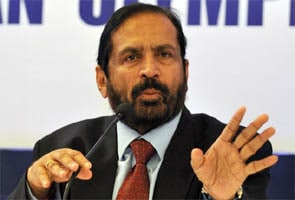 Who is Suresh Kalmadi?