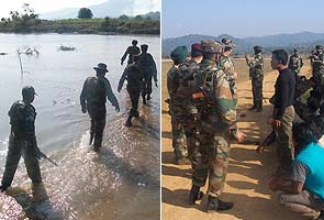 Fresh violence in North East; Central forces reach Assam, Meghalaya