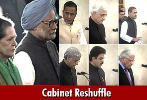Cabinet reshuffle at a glance