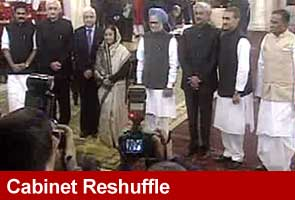 Cabinet Reshuffle Highlights: Complete List of Changes