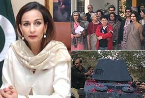 Pak cleric declares Sherry Rehman 'fit to be killed'
