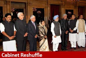 Cabinet reshuffle: Jaipal gets Petroleum; Kamal Nath moved to Urban Development