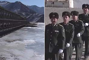Chinese troops enter Indian territory again: Report