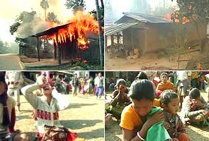 Four dead in ethnic clashes in North-East; thousands displaced