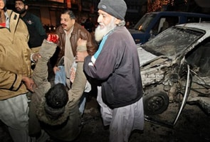 Suicide bombers attack Lahore, Karachi; 15 killed, 80 injured
