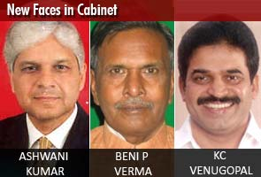Cabinet Reshuffle: The New Faces