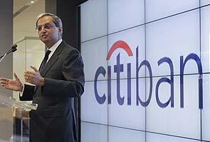 Citigroup gives CEO Vikram Pandit a big raise
