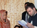 Divya's mother meets Rahul Gandhi, demands justice