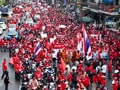 Thailand: 'Red Shirts' protest in Bangkok