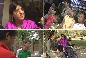 Fight for empowering the differently-abled